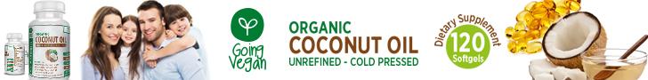 organic coconut oil capsules
